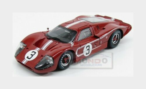 Ford Gt40 Mkiv 7.0L V8 #3 Le Mans 1967 Andretti Bianchi SHELBY 1:18 SHELBY425