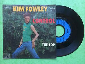 Kim-Fowley-Controllo-The-Top-Mercury-Tedesco-Premere-6005-007-Quasi-Mint