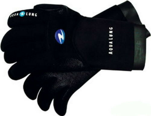 Gloves 3 mm Halbtrocken Aqualung 5 Finger Semi DRY Tauch Handschuhe Dry