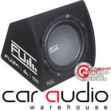Fli FU 12A Single 12 Inch 1000 Watt Active Amplified Car Sub Subwoofer Bass Box