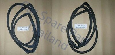 Back Window Glass Rubber Seal for 67-71 Toyota Crown S50 MS50 RS50 MS55 Sedan