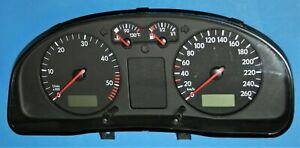 VW-Passat-B5-Speedo-Clock-1-9-TDI-AFN-260km-Speedometer-3B0920800A
