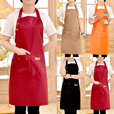 Frauen Schürze Kochschürze Latzschürze Gastronomie Grillschürze Küchenschürze