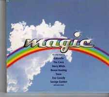(FH595) Magic, 40 tracks various artists - 2CD  - 2001 CD