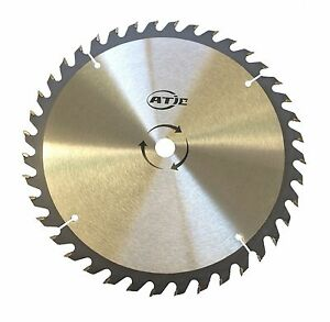 9-034-40T-Tooth-General-Purpose-Wood-Cutting-Circular-Saw-Blade-w-5-8-034-Arbor