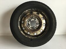 """RENAULT MASTER/MOVANO INTERSTAR 16"""" WHEEL AND MICHELIN TYRE 215/65/16 #2"""