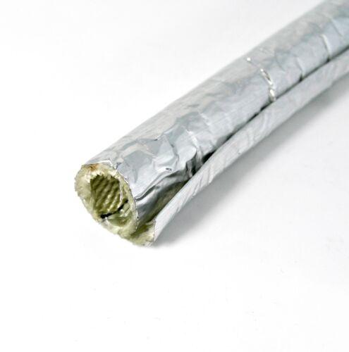 Retrofit de fibra de vidrio de aluminio reflectante De Envolver Cinta Adhesiva 38mm 1 MTR