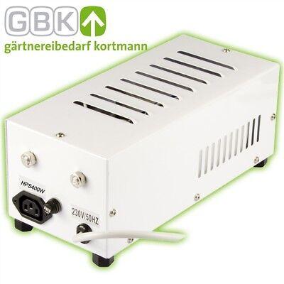 400 W Watt Vorschaltgerät Hortigear Für Natriumdampflampe Ndl Grow Plug&play Vsg