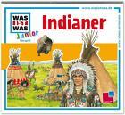 Was ist was Junior Hörspiel-CD: Indianer von Friederike Wilhelmi (2010)