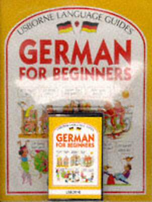 """AS NEW"" German for Beginners (Language Guides), Shackell, John, Wilkes, Angela,"