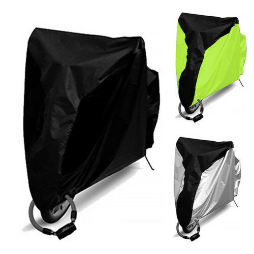 UV Protective Bicycle Mountain Bike Rain Cover Waterproof Heavy Duty Cycle Co/_TI