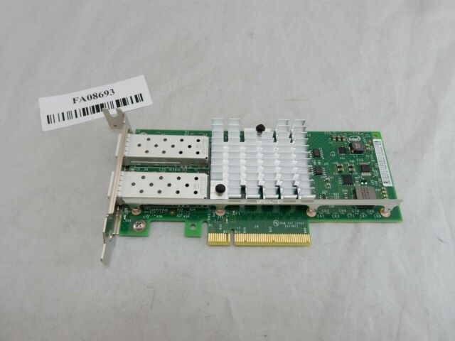 ADAPTER ZZ Lenovo IBM 49Y7962 INTEL X520-DA2 DUAL-PORT 10GB ETHERNET SFP