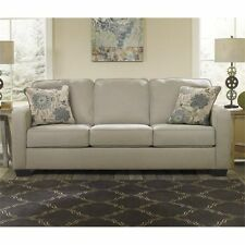 Ashley furniture microfiber sofas loveseats chaises ebay for Ashley microfiber chaise lounge