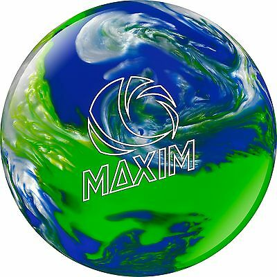 Ebonite Maxim Cool Water Bowling Ball NIB 1st Quality