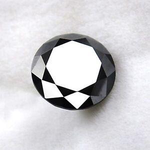 0-78-ct-Carbon-Black-Natural-Diamond-Excellent-Brilliant-cut-Opaque-COA