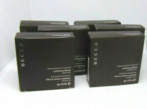 BECCA-LUMINOUS-BLUSH-Shimmering-Skin-Perfector-0-2oz-6g-Choose-Shade
