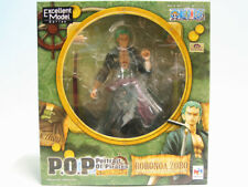MegaHouse One Piece Portrait of Pirates Roronoa Zoro EX Model PVC Figure