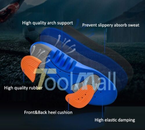 LOTS GEL Orthotic Support Insoles Heel Arch Foot Blisters Sport Pad Cushion 2018
