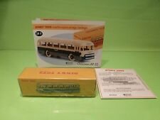 DINKY TOYS 29F AUTOCAR CHAUSSON - BUS - BLUE CREAM 1:66 - NEAR MINT IN BOX