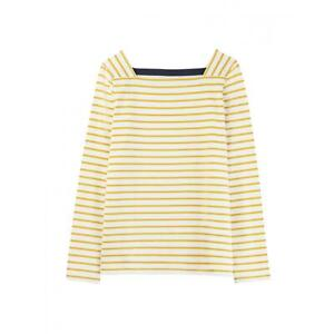 Joules-Matilde-Ladies-Square-Neck-Jersey-Top-ALL-COLOURS