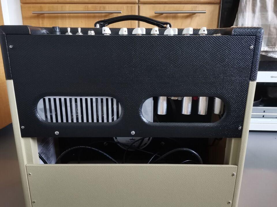 Guitarforstærker, Victoria Silver Sonic