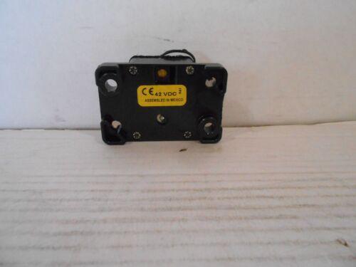 *RV BUSS HI-AMP 90 AMP BREAKER WATERPROOF 184090F
