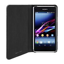 Artwizz SeeJacket® Folio Etui Schutzhülle Case Sony Xperia™ Z1 Compact, black