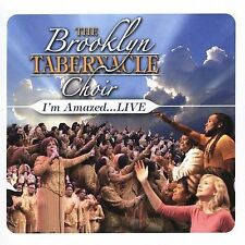 ~DAMAGED ARTWORK CD Brooklyn Tabernacle Choir: I'm Amazed...Live