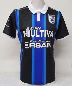 Queretaro FC Gallos Blancos Men s Home Soccer Jersey Made in Mexico ... 3bfc676639c94
