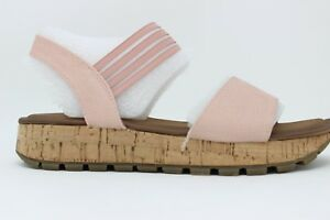 Skechers Women's Relaxed Step Footsteps Markers Light Pink