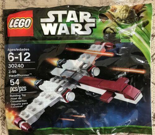 LEGO Star Wars Polybags Various Sets AT-AT Walker AT-TE Speeder Bike Slave 1