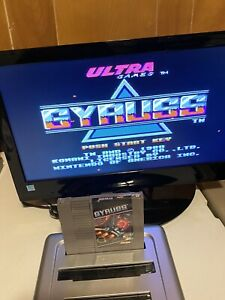 100-WORKING-NINTENDO-NES-RARE-FUN-ARCADE-Game-Cartridge-GYRUSS