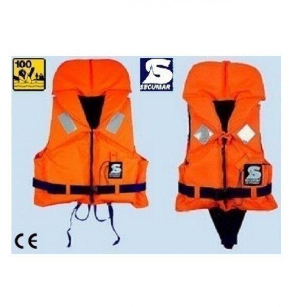 life jacket Secumar BRAVO life vest life saver lifejacket 100N different sizes