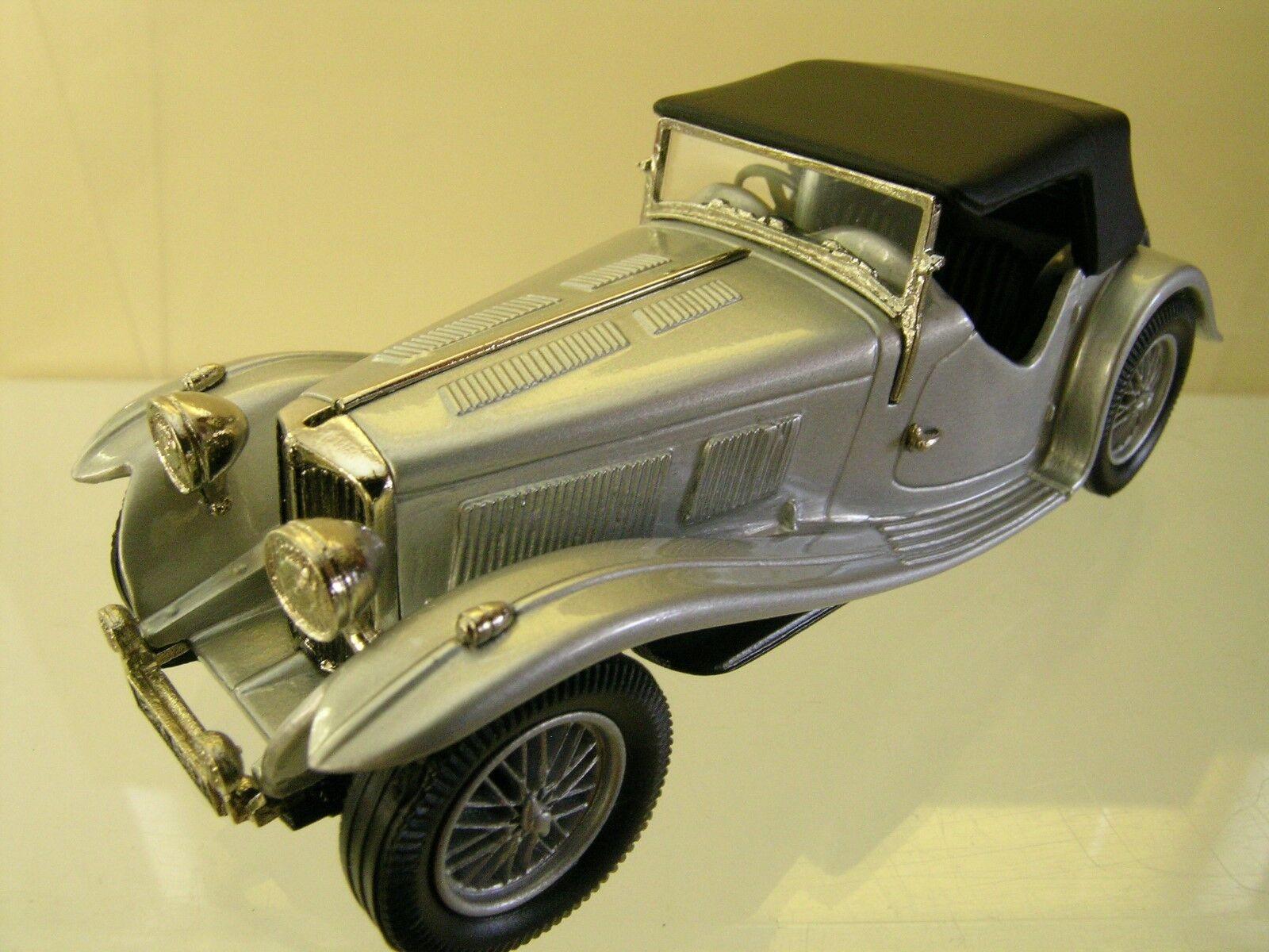 preferente LANSDOWNE MODELS MODELS MODELS LDM63 AC 16 80 ROADSTER 1938 plata COLOUR + BOX SCALE 1 43  mejor oferta
