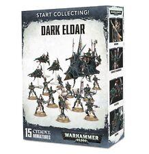 Start Collecting Dark Eldar Warhammer 40k NEW