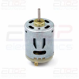 High torque dc motor power 5 pole 12v 24v for water for Best dc motors for robots