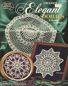 Elegant-Doilies-Jo-Ann-Maxwell-Thread-Crochet-Instruction-Pattern-Book-ASN-1158