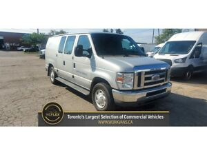 2010 Ford E-Series Van E-250 - 5.4L V8 Gas - Power Windows/Locks/Tow Pkg