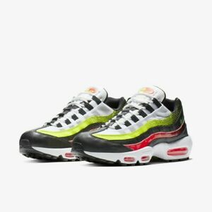 new products 68ffd 0f279 Image is loading NIKE-Air-Max-95-SE-AJ2018-004-Black-