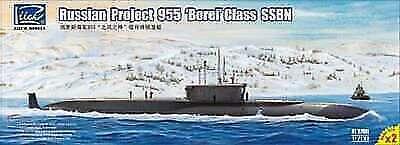 """WATER LINE SERIES Riich Models RL27001 1//700 Russian /""""Borei/"""" class SSBN 2pcs"""