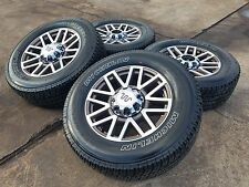 "20"" Ford F-250 f-350 OEM 2017 King Ranch rims wheels tires 2013 2014 2015 2016"
