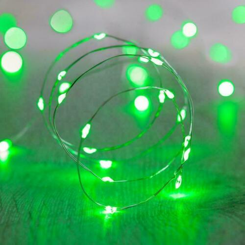 20 LED String Fairy Lights Battery Operated LED Xmas Wedding Party Decorations