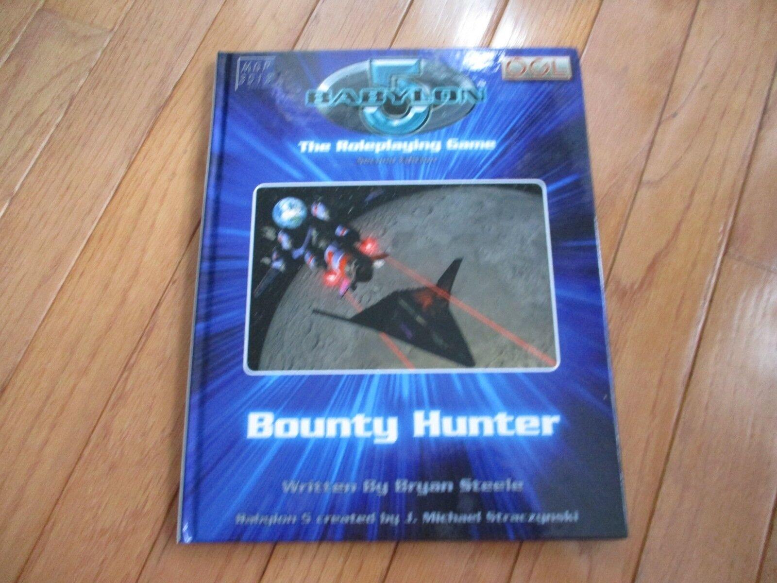 Babylon 5 RPG de 2nd edición Bounty Hunter HC
