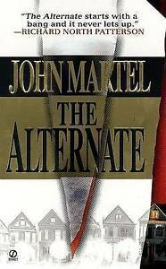 The-Alternate-Martel-John-Used-Acceptable-Book