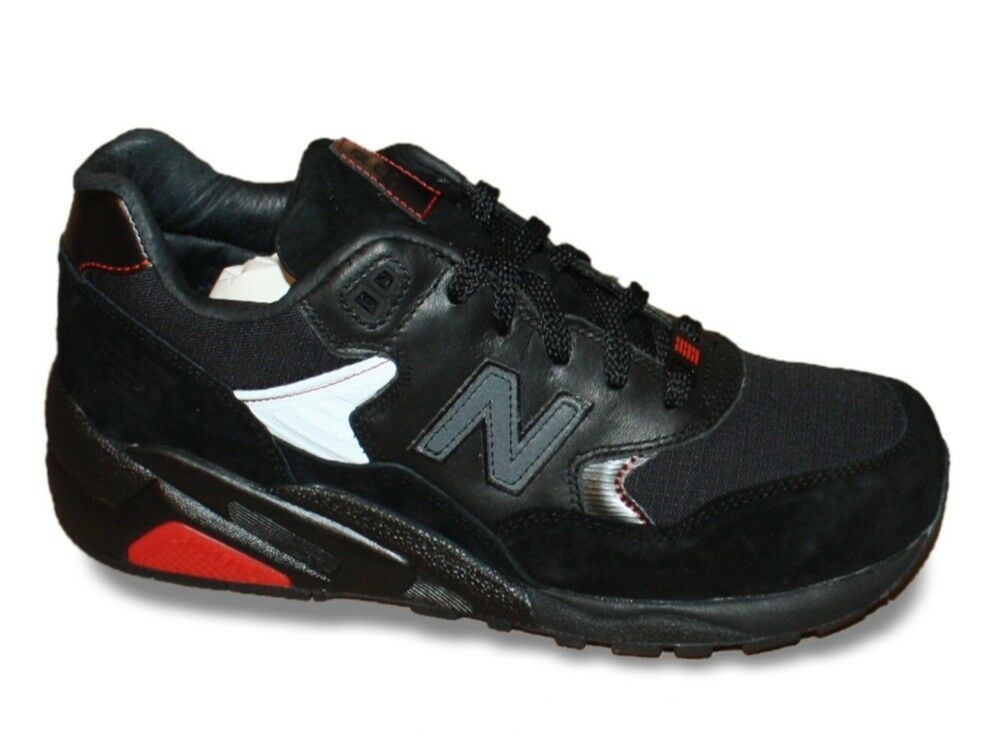 New Balance x BAIT x G I Joe Snake Eyes Black US size 10