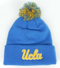 item 5 UCLA BRUINS BLUE NCAA VINTAGE KNIT RETRO BEANIE POM ZEPHYR WINTER  CAP HAT NWT! -UCLA BRUINS BLUE NCAA VINTAGE KNIT RETRO BEANIE POM ZEPHYR  WINTER CAP ... 5f9df45b5867