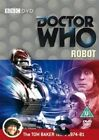 Doctor Who Robot 5014503233228 With Tom Baker DVD Region 2
