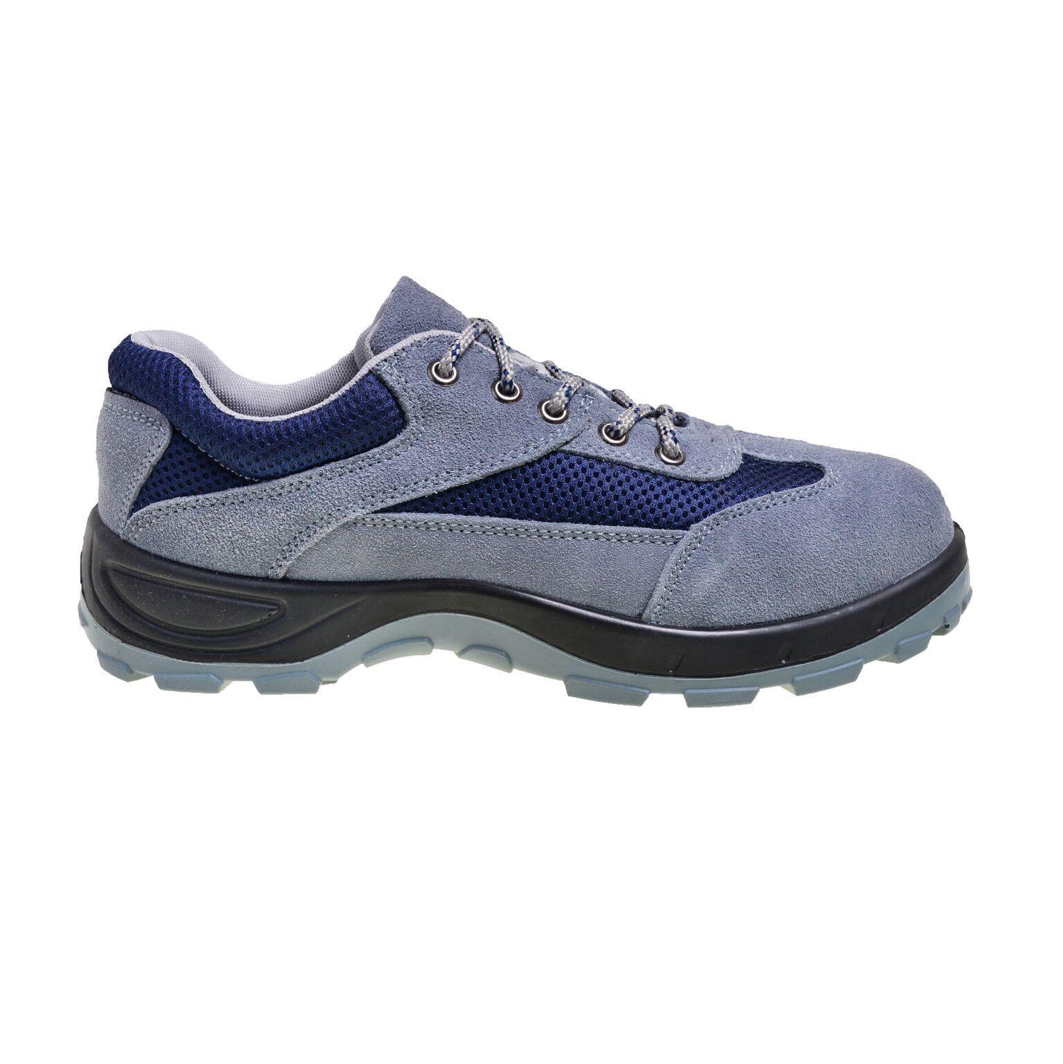 Tbw gli stivali da lavoro, viper, grigio grigio viper, acciaio della sicurezza, leggeri, pizzo scarpa sportiva 39672a