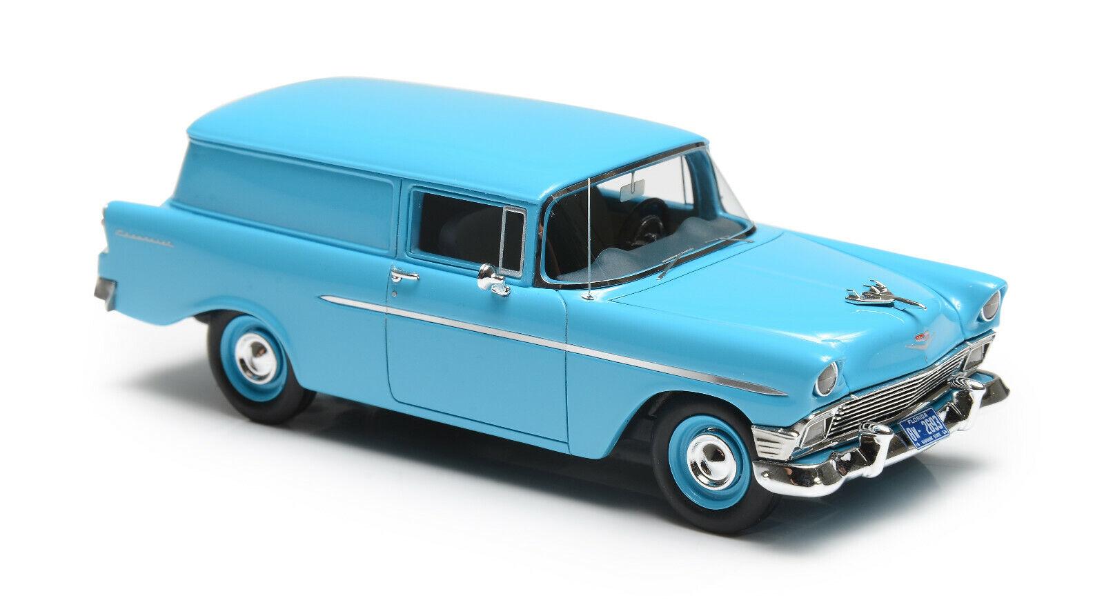 1 43 1956 Chevrolet 210 Handyman panel wagon Esval Models