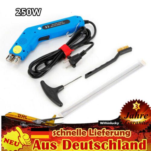 Heat Foam Cutting Tool NEU 250W Styroporschneider Heizschneider Foam Schneider